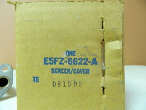 New OEM 1985-1990 Ford Mercury Engine Oil Pickup Tube E5FZ6622A