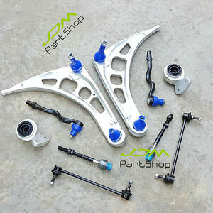 for-BMW-E46-Front-End-Suspension-Control-Arm-Wishbone-Ball-Joints-Bushing-Kit