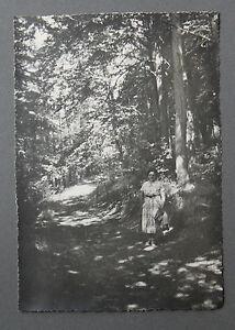 Fontaine-Guerard-Eure-Normandie-Photographie-originale-annees-1950-region-France