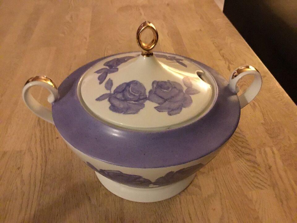 Porcelæn, Suppe termin