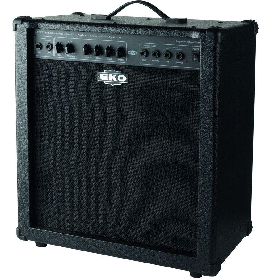 Eko B B B 50 amplificatore per basso 878cca