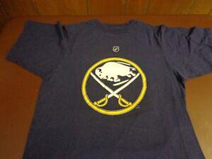 NHL Reebok Buffalo Sabres Hockey Shirt New MEDIUM Hockey-NHL