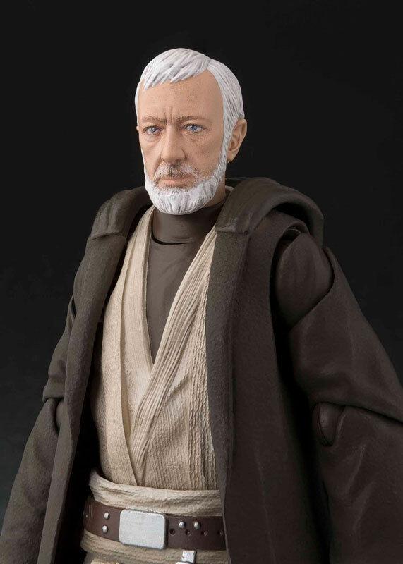 SH S.H. Figuarts Ben Kenobi Star Star Star Wars Episode IV A New Hope Bandai JAPAN NEWc 56f0eb