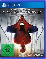 PS4 / Sony Playstation 4 Spiel - The Amazing Spider-Man 2 (DE/EN) (mit OVP)