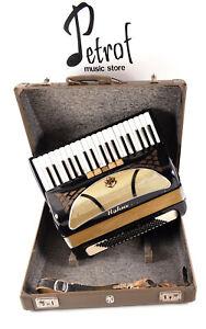 HOHNER-LUCIA-III-96-BASS-8-REG-TOP-GERMAN-PIANO-ACCORDION-ORIGINAL-CASE-amp-STRAPS