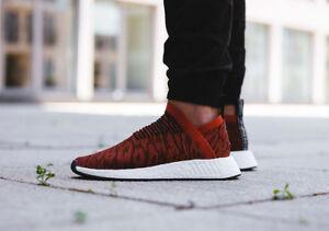 Adidas NMD CS2 PK size 12.5. Red Black White . BY9406. primeknit ... 6ce0784ea