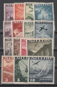 Osterreich-ANK-Nr-598-612