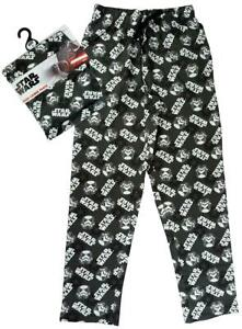 Homme-Officiel-Star-Wars-Darth-Vader-Lounge-Pants-Long-Pyjama-Pantalon-S-M-L-XL