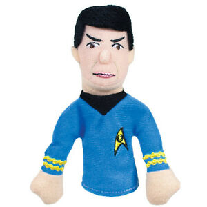 Finger-Puppet-amp-Fridge-Magnet-Star-Trek-SPOCK-Magnetic-Novelty