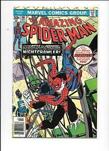 The-Amazing-Spider-Man-161-October-1976-Nightcrawler-Punisher-Wolverine
