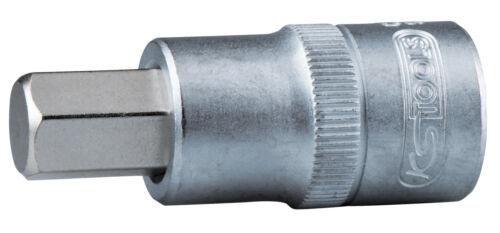 """5 mm courte KS TOOLS 1//2/"""" Bit-Douille Tête Cylindrique"""