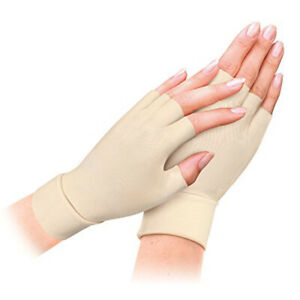 Skin-Color-Anti-Arthritis-Compression-Therapy-Gloves-Hand-Joint-Pain-Relief