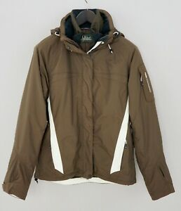 Women-Peak-Performance-Jacket-Hipe-Skiing-Snowboarding-Waterproof-L-UK14-XIJ796