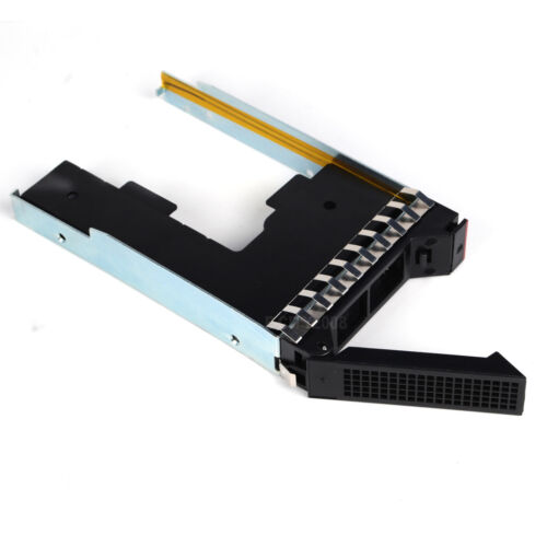 """2.5/"""" to 3.5/"""" HYBRID Tray Caddy Adapter For Lenovo RD350 RD450 RD550 RD650 TD450"""