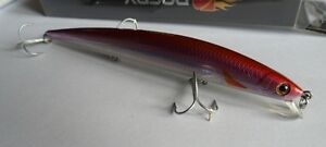 Noeby-leurre-peche-mer-riviere-14-5cm-19g-nage-jusqu-039-a-0-5m-orange-violet-gris