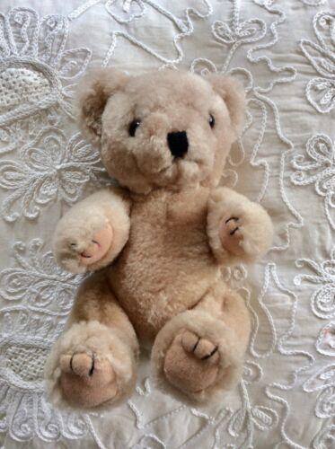Teddy Bear marron Petit Mobile Bras Jambes