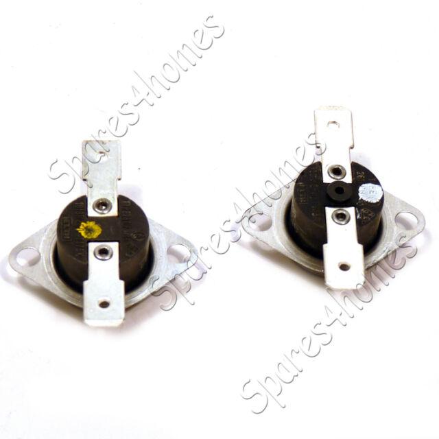 Genuine Indesit Kit de Termostato para Secadora IS70C IDC75UK IDCA8350UK