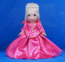 Disney Sleeping Beauty Spring 2013 Sweetheart Precious Moments Doll Signed 4860