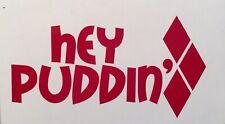 Suicide Squadharley Quinnhey Puddin Diamondsvinyldecal Jokerbatman