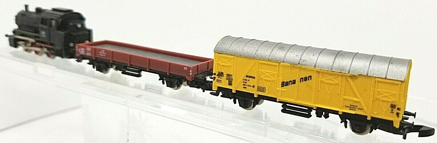 M/ärklin 82498 Z 5er-Set US-G/üterwagen