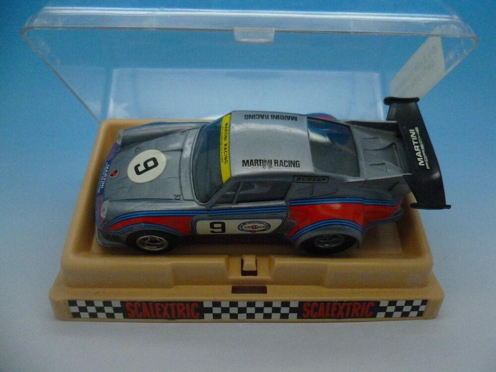 Scalextric French Porsche Turbo 090155 Carrera