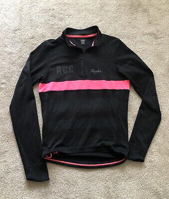 RAPHA Ladies Purple Short Sleeved Brevet Cycling Jersey II Top S BNWT