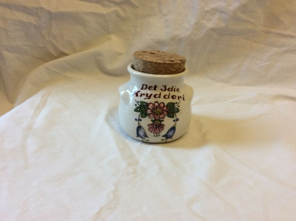Keramik, Krukke, Aksini