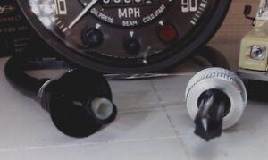 Land Range Rover Classic Jaeger OEM Smiths Speedo Speedometer Trip Reset Cable