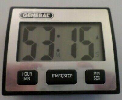 GENERAL TI110 Digital Count Down Timer