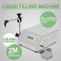 Manual Liquid Filling Machine Vacuum Sealing Machine Food Grade Sealer