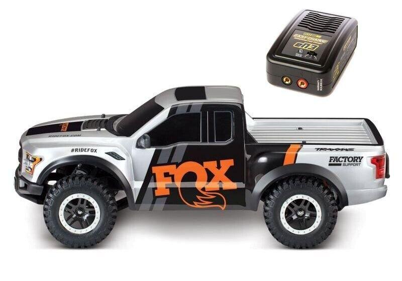 TRAXXAS  FORD f-150 RAPTOR 1 10 2wd BATTERIA, autoicabatterie, Fox + rosso edizione - 58094-1 frset  prezzo all'ingrosso e qualità affidabile
