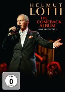 Helmut-Lotti-IL-RITORNO-ALBUM-Live-in-Concert-DVD-NUOVO
