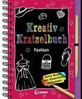 Kreativ-Kratzelbuch: Fashion von Heather Zschock (2014, Ringbuch)