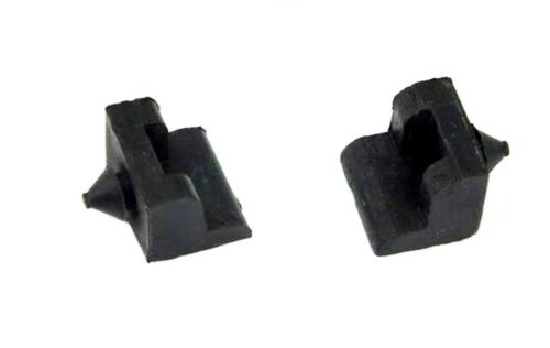 2 x Gummipuffer für Motorhaube Fiat 126 pair of rubber pads for engine hood