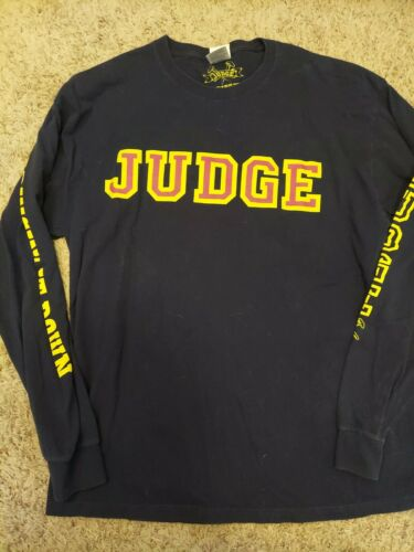 Judge Hardcore Band Shirt