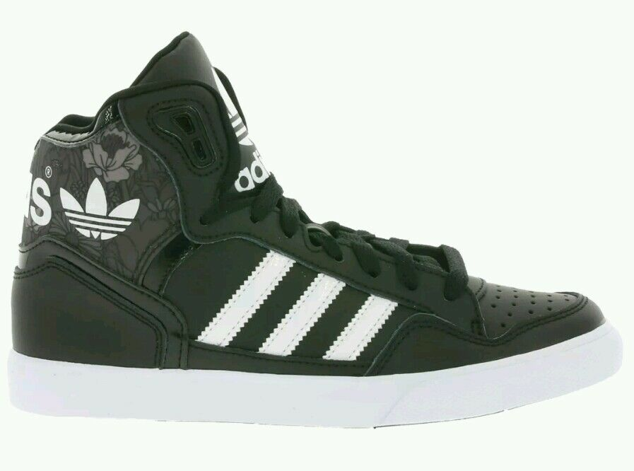 New  adidas Originals Women's Sneaker Trainers Black size5