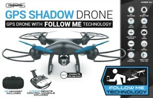 Image Is Loading NIB Promark P70 GPS SHADOW DRONE Virtual Reality