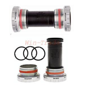 Shimano SM-BB51 Bottom Bracket Cup Set HollowTech 68//73mm BSA Deore SLX XT BB51
