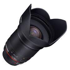 Samyang 24mm f1.4 ED AS IF UMC Lens - Nikon Fit
