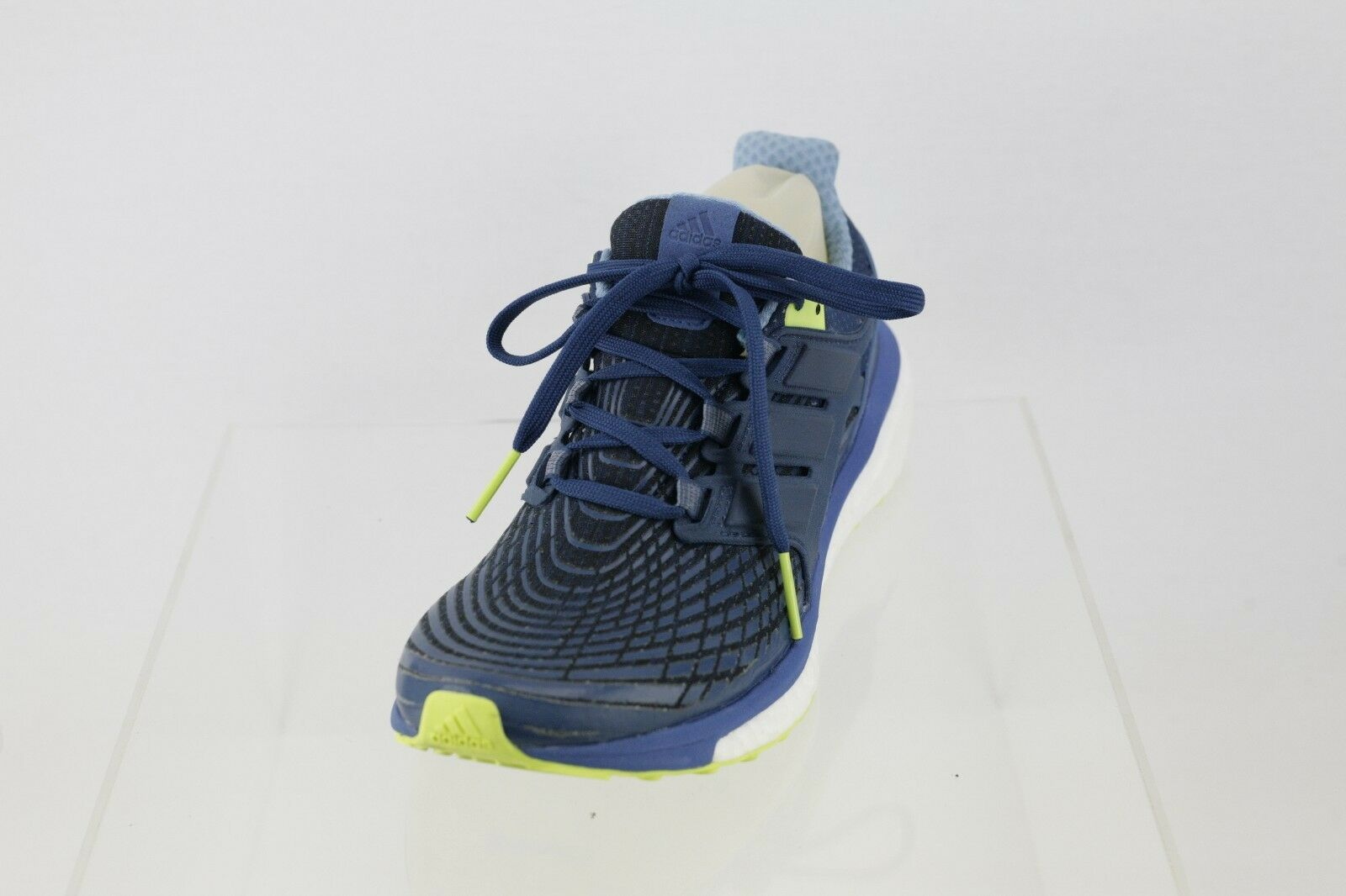 Men's Adidas Energy Boost CG3358 Navy bluee Lace-up Running shoes Size 7.5 M