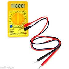 Digital Multimeter MultiTester DT830 for Precise Mesurement,Electronic Circuts