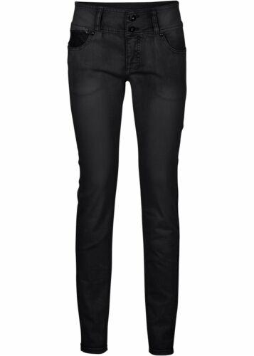 Nuevo pantalones 925953 en negro 36