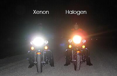 Honda ATC200X 1983-1987 H4 Xenon HID Hyper Blue//Wht Headlight Bulb Bulbs Lights