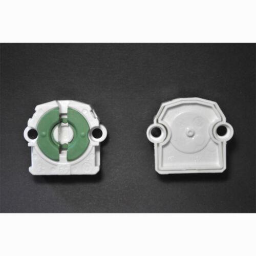 Anschraubfassung Ersatzfassung Leuchtstoffröhren Lampenhalter G13//T8 26mm