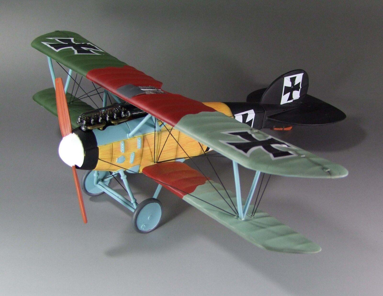 1 30 World War one biplane German Albatros D.III  Jasta 12  WG003