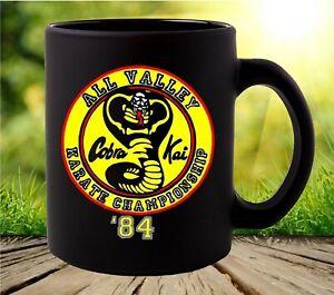 Cobra Kai Karate Kid Coffee Mug