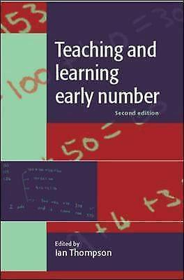 1 of 1 - Teaching And Learning Early Number