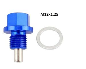 Car Tuning & Styling Motors M14 x 1.25 NEO CHROME MAGNETIC SUMP ...