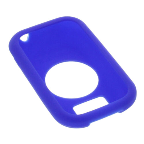 BOLSA PARA POLAR V650 Funda protectora de silicona caucho GPS COMPUTER Azul