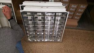 Plafoniere Da Incasso 60x60 : Plafoniera da incasso con griglia cm porta neon w